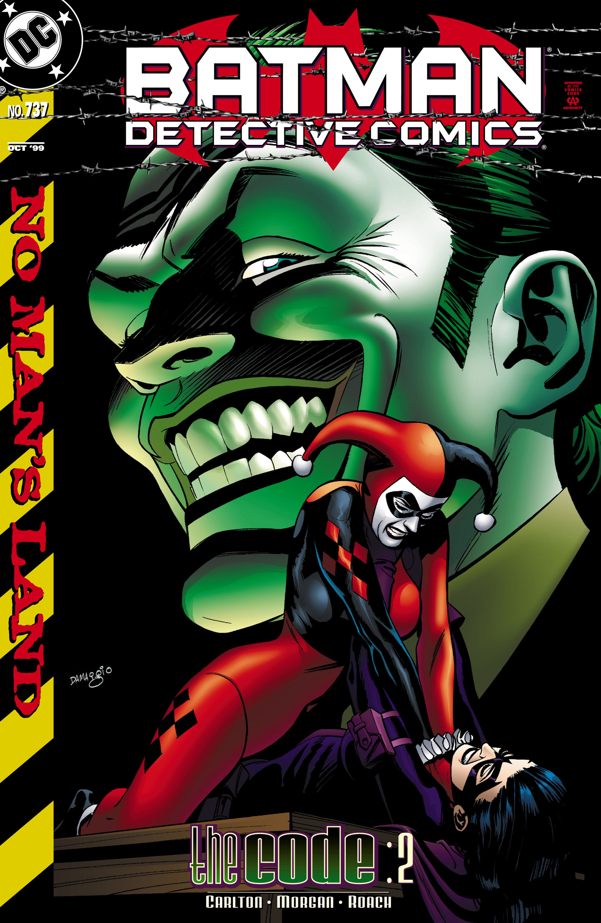 Detective Comics (1937) 737 Page 1