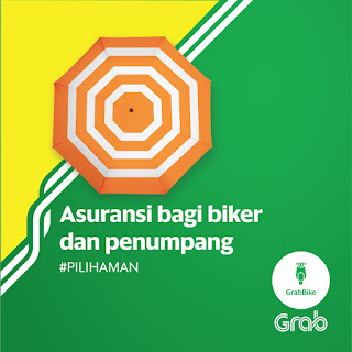 Claim Asuransi Grab Car Grab Bike