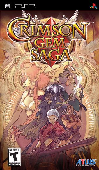 download Crimson Gem Saga psp isso cso