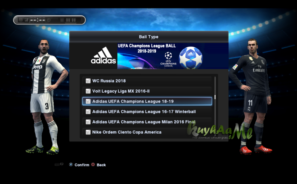PES 2013 Next Season Patch 2019 Update