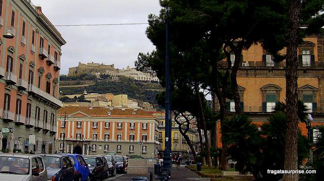Castelo de Sant'Elmo, Nápoles