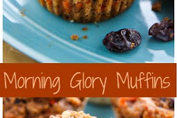 One-Bowl Morning Glory Muffins