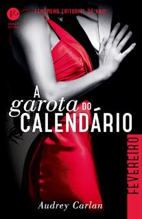 [Resenha] A Garota do Calendário #Fevereiro - Audrey Carlan