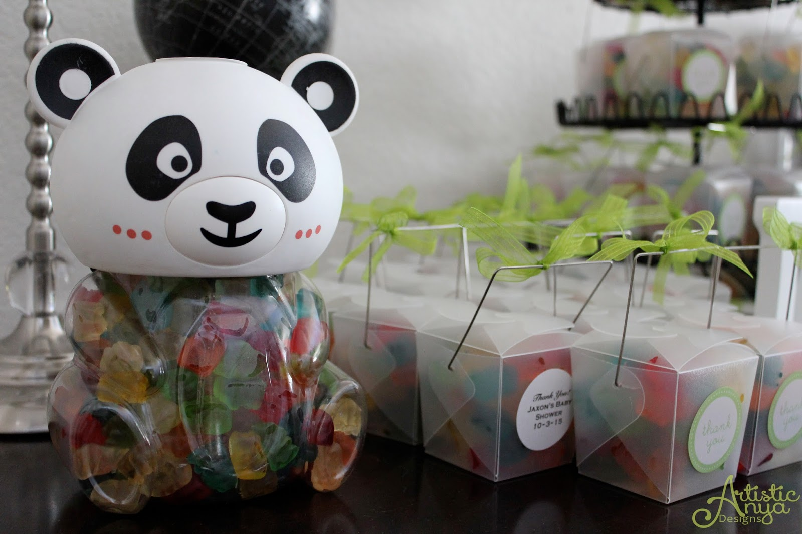 Artistic Anya Designs: Ultimate Panda Party