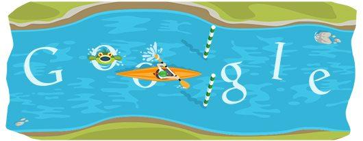 Slalom Canoe Game Google