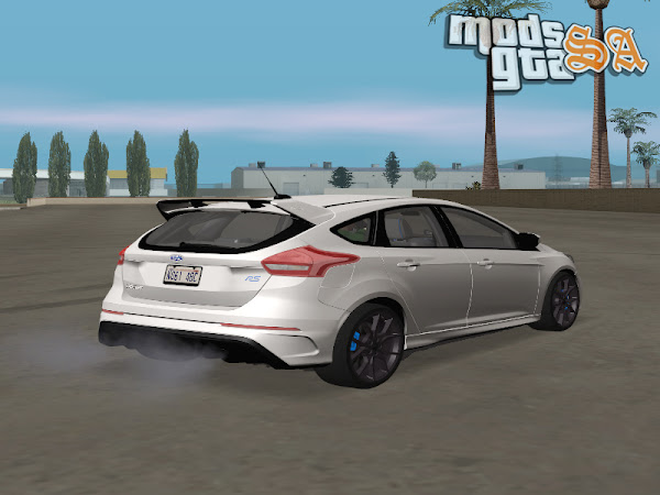 Ford Focus RS 2017 para GTA San Andreas