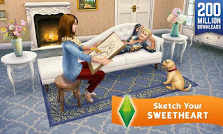 The Sims ™ FreePlay (updated v 5.27.2) (free shopping) (Online) Mod APK