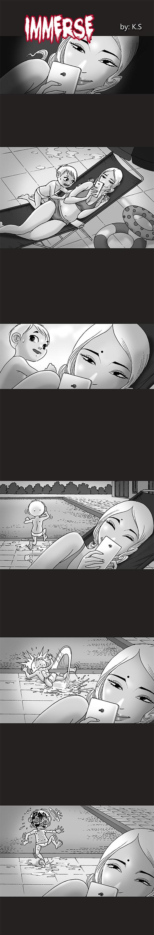 Silent Horror chap 165: Bà mẹ vô tâm