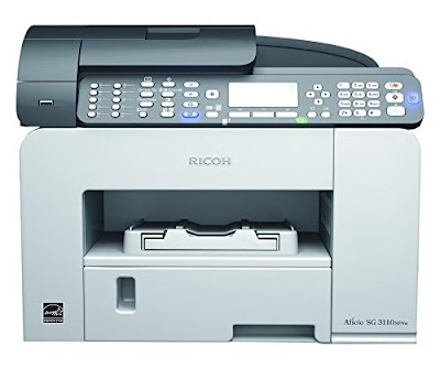 Ricoh Aficio SG 3100SNw Driver Download