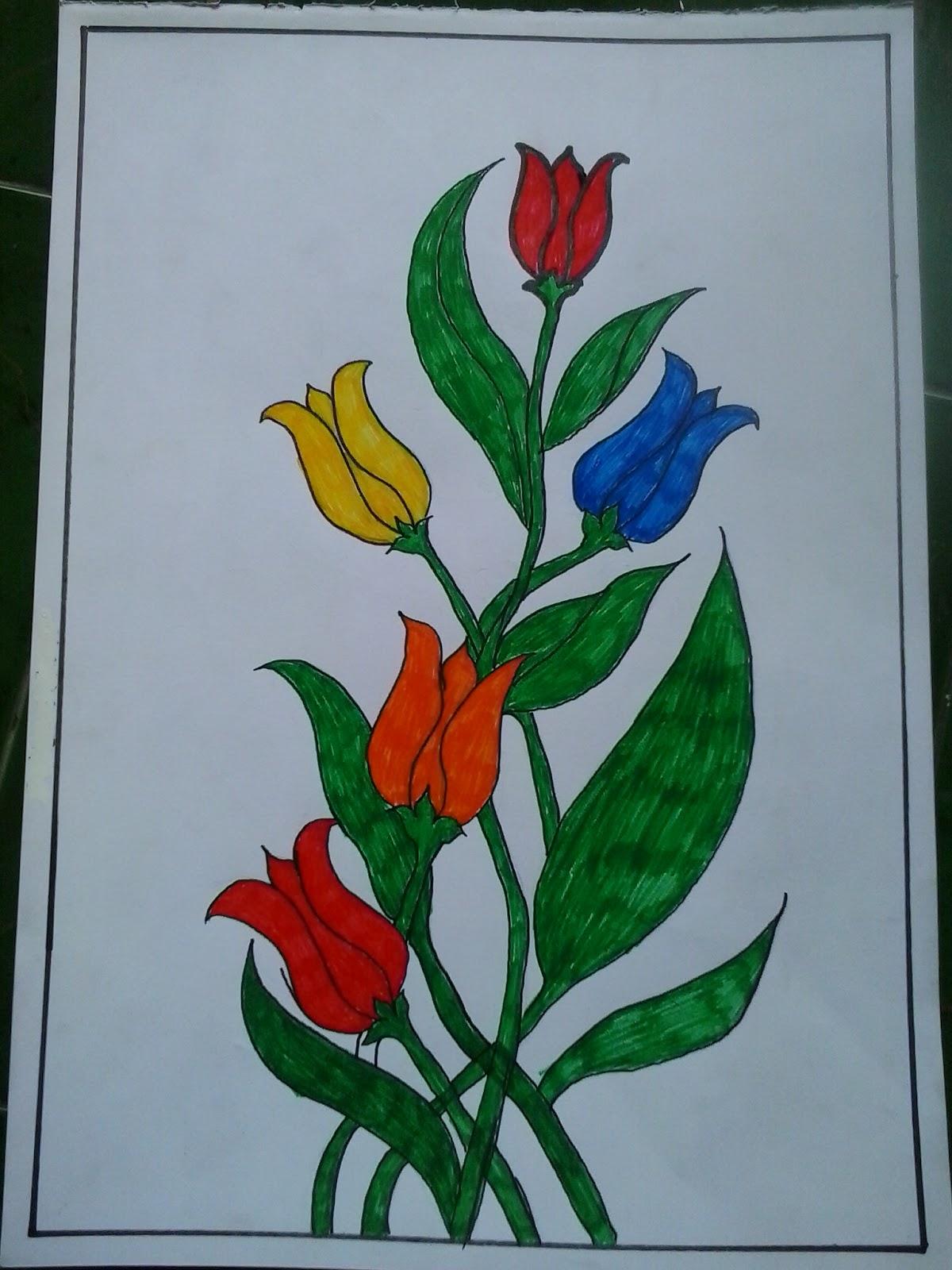 Gambar Ilustrasi Dekoratif Adalah Iluszi
