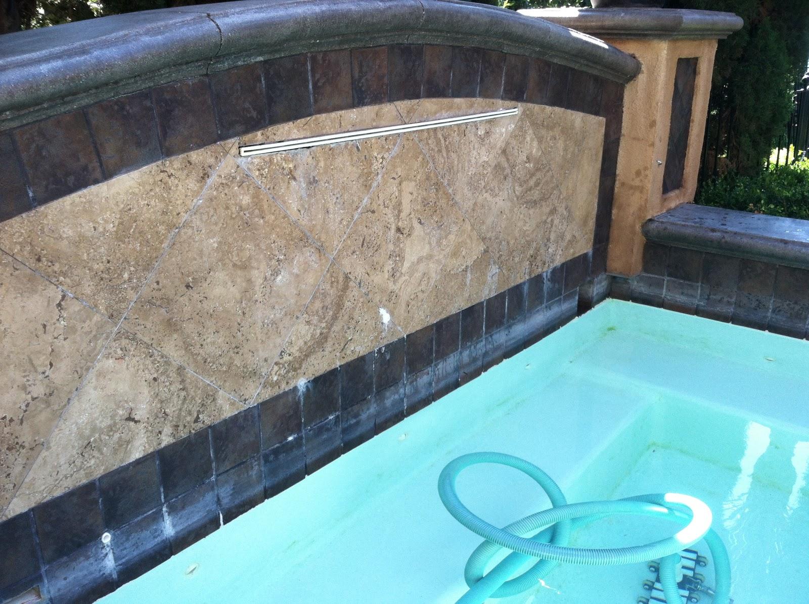 Oc La Palm Springs Riverside Pool Tile Cleaning And Repair