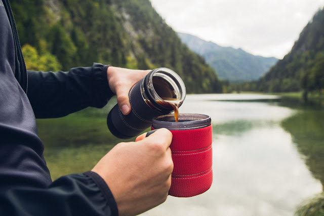 Gear of the Week #GOTW KW 38  Kaffee für unterwegs  GSI Outdoors  Ultralight Javadrip  Commuter Java Press  Infinity Backpacker Mug 01