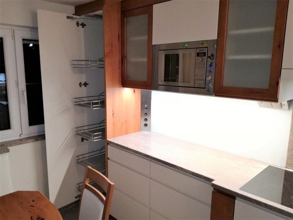 Tagebuch der Tischlerei Slawitscheck: Design Küche nach Maß