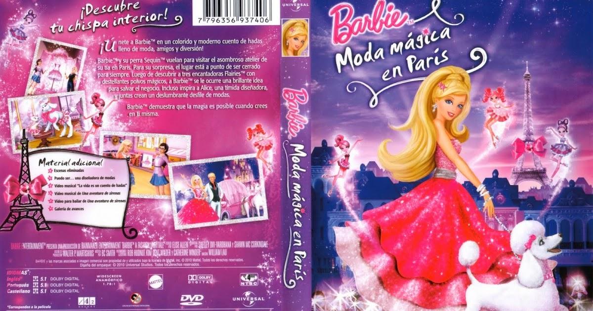 Venta Barbie Moda Magica En Paris Torrent En Stock