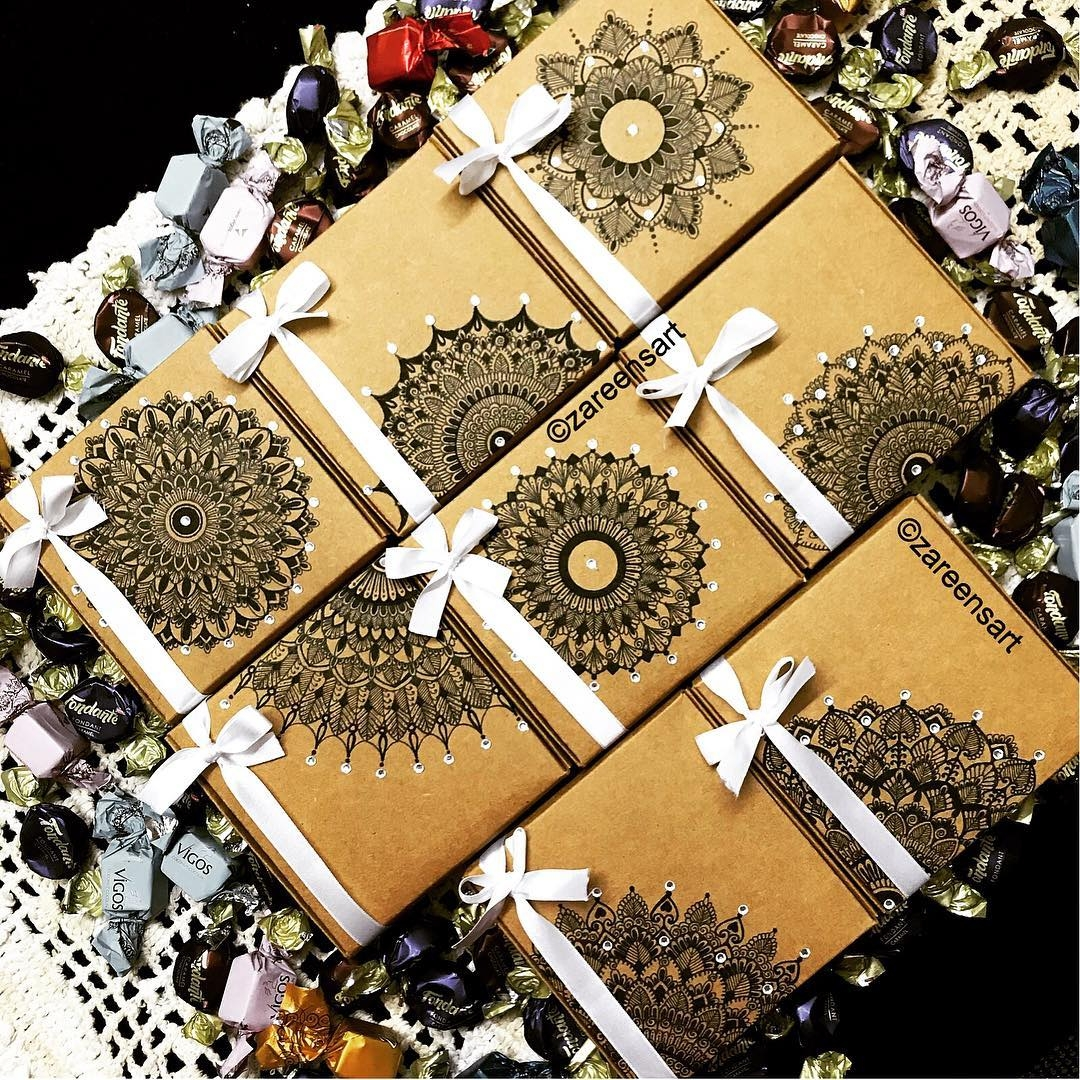 07-Mandala-Gift-Boxes-Mandala-Drawings-on-Journals-Calendar-and-Boxes-www-designstack-co