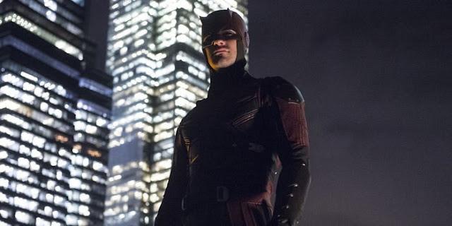 Fotograma de la serie Daredevil de Netflix