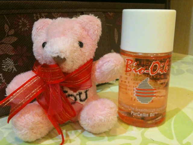 Bio-Oil and you .. (Picture sourced from the Lowyat)
