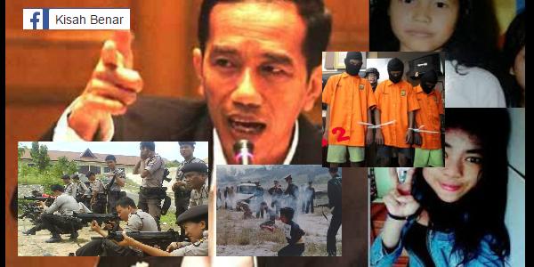 presiden jokowi, enno farihah, gambar enno farihah tidak censored