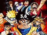 لعبة قتال نجوم الانمي النسخة الخامسة 3.6 Comic Stars Fighting الاصدار السابع من لعبة قتال نجوم وابطال الانمي الممتعة ,