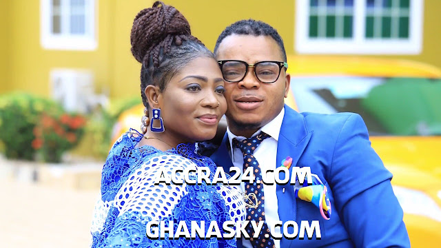 Florence Obinim and Bishop Obinim
