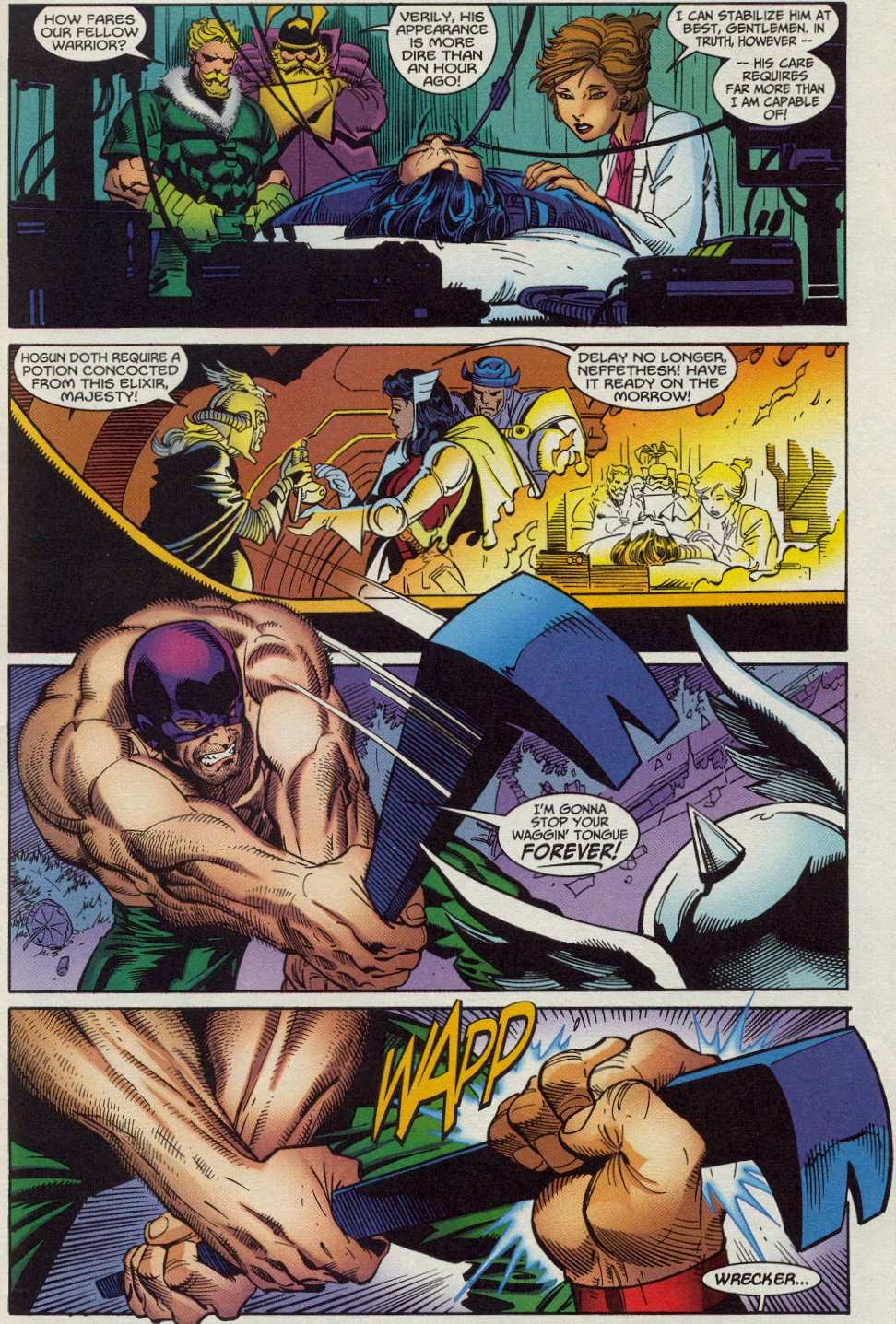 Thor (1998) Issue #29 #30 - English 22