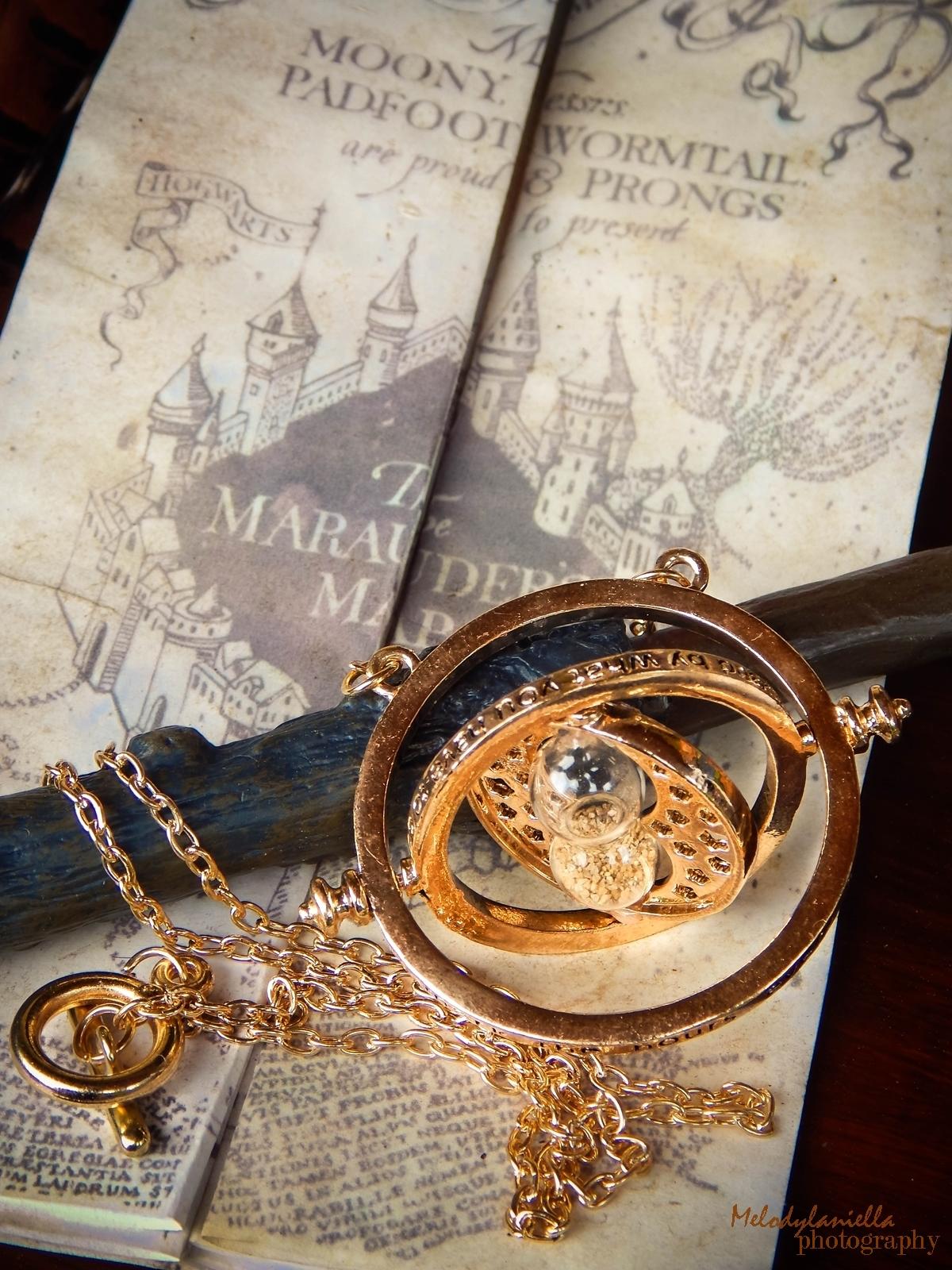 harry potter różdżka zmieniacz czasu mapa huncwotów ksiązki mugole prezenty bizuteria złoty znicz pióro sowa mapa dla fanów prezent złoto mapa hosmeghade hermiona