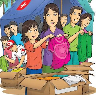Cerpen Pemenang 3 LMCA 2014, Kisah Perjalanan Sebuah Baju