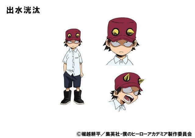 Nuevas voces para la tercera temporada de Boku no Hero Academia