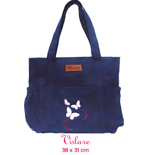tas bahan jeans, tas wanita, tas cantik, tas terbaru, produsen tas bogor