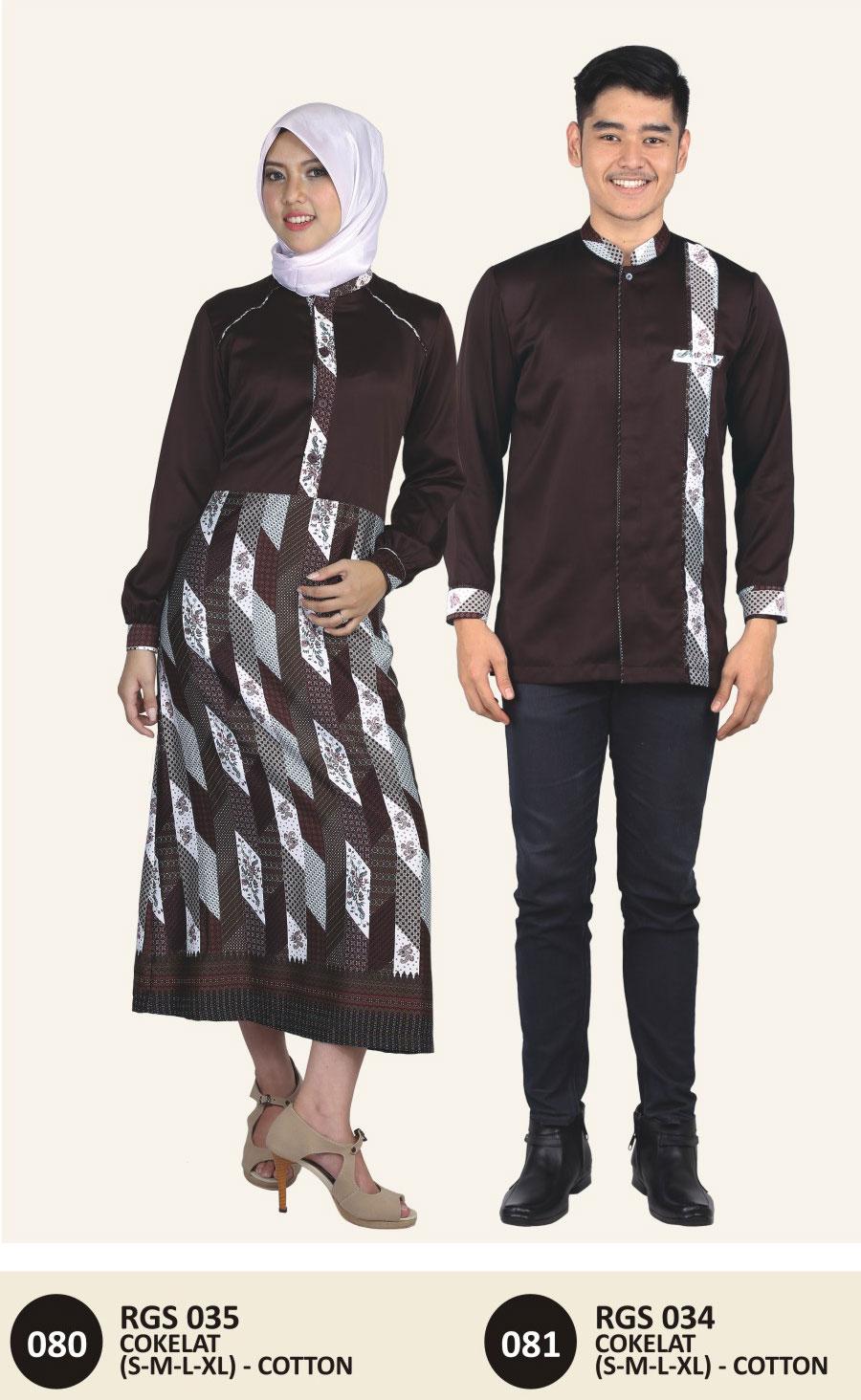 Baju Muslim Sarimbit