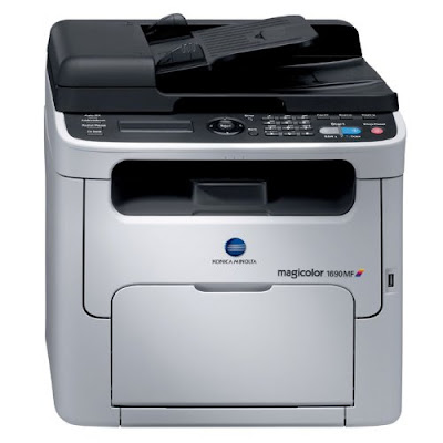 Konica Minolta 1690MF Driver Download