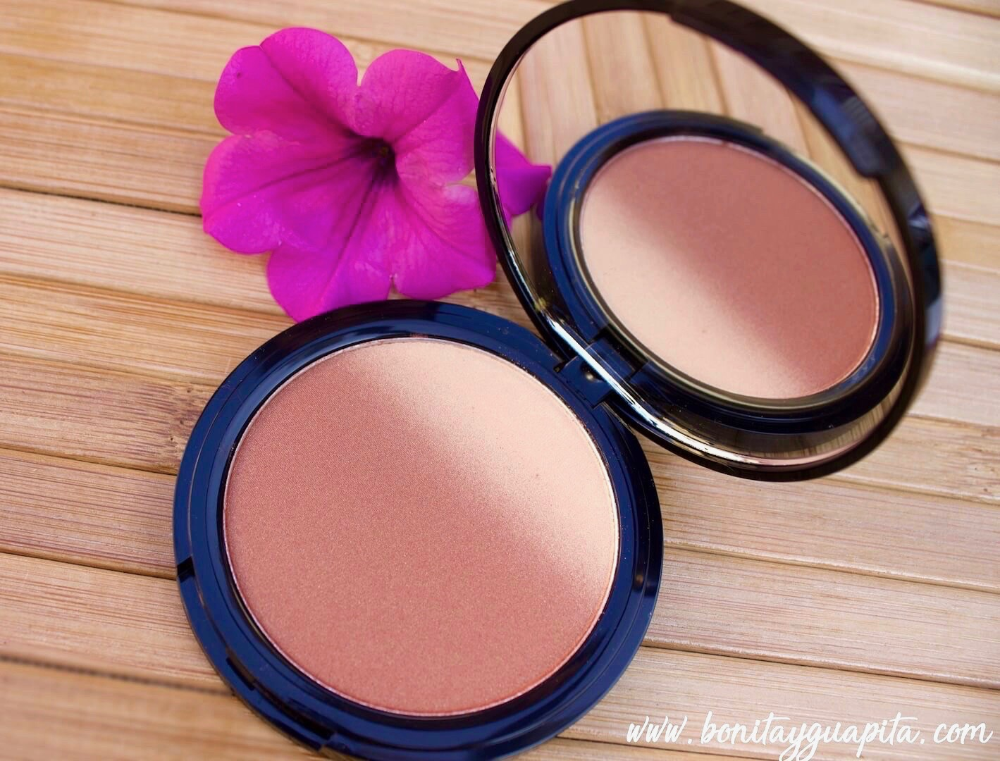 nude to me colorete ombre blush nyx