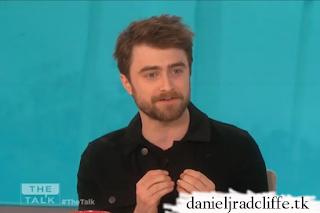 Daniel Radcliffe on The Talk