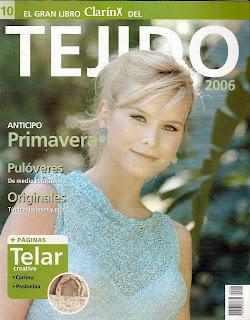 Clarin Tejido Nro.10 2006