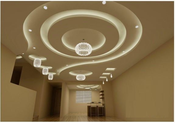 Modern Gypsum Board False Ceiling Designs Prices Installation