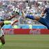 Half-time Nigeria 0 – 0 Iceland #WorldCup