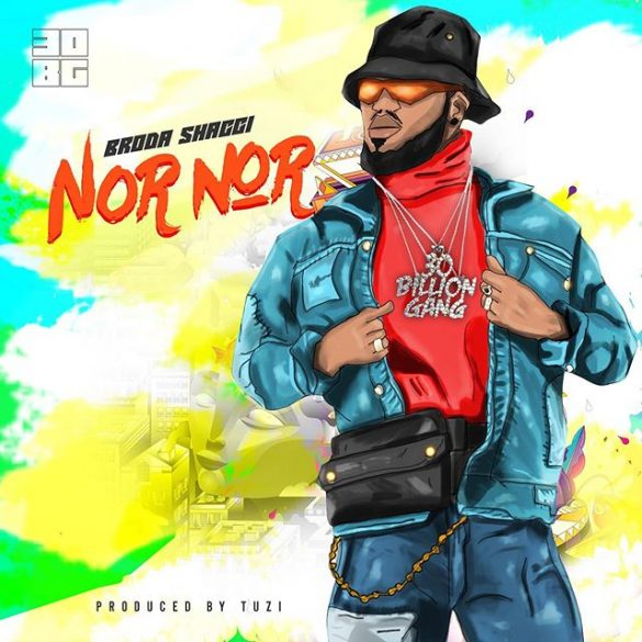[Music] Ope Gold Ft. Broda Shaggi – Nor Nor (Cover)