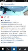 Testimonial Riau Car Wash Delivery