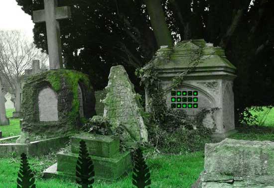 Town of Cemetery Escape Juego Solución ayuda pistas
