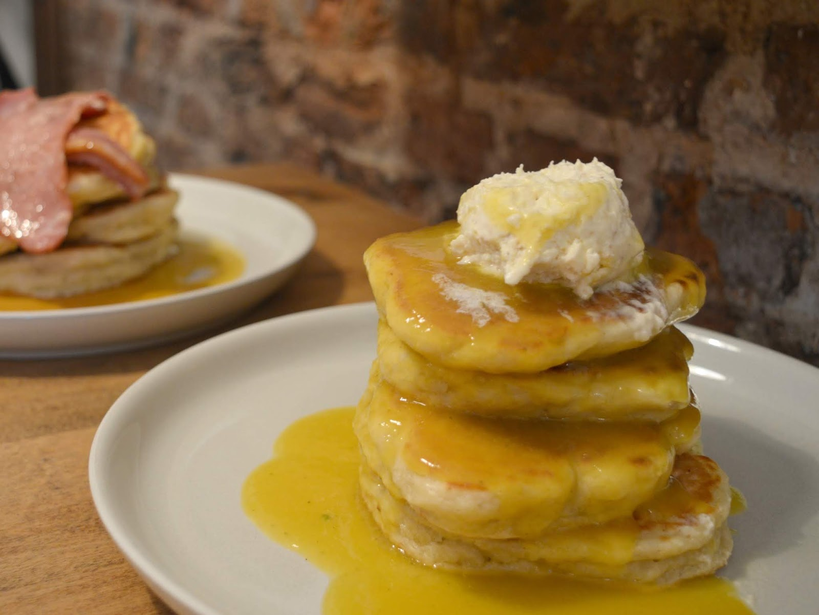 Best Pancakes in North East on Pancake Day - Flat White