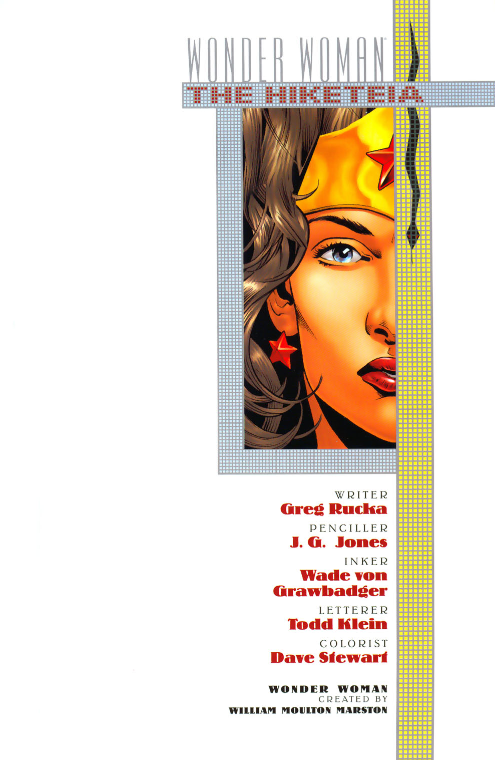 Read online Wonder Woman: The Hiketeia comic -  Issue # Full - 5