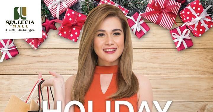 Manila shopper sta lucia mall holiday weekend sale dec 2016 for Christmas decs sale