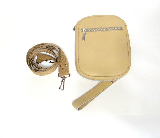 Мужская сумка планшет из натуральной кожи - съемный длинный ремень, съемная барсеточная петля