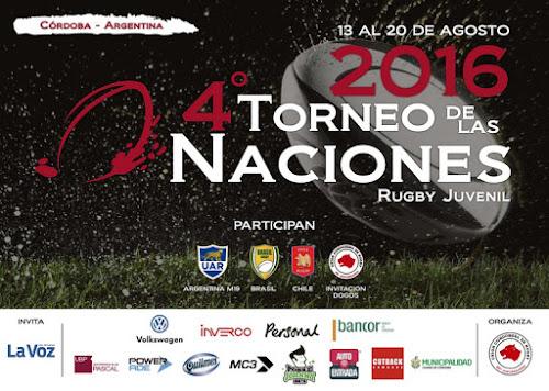 Concentración Nacional Juvenil M19 y Torneo en Córdoba