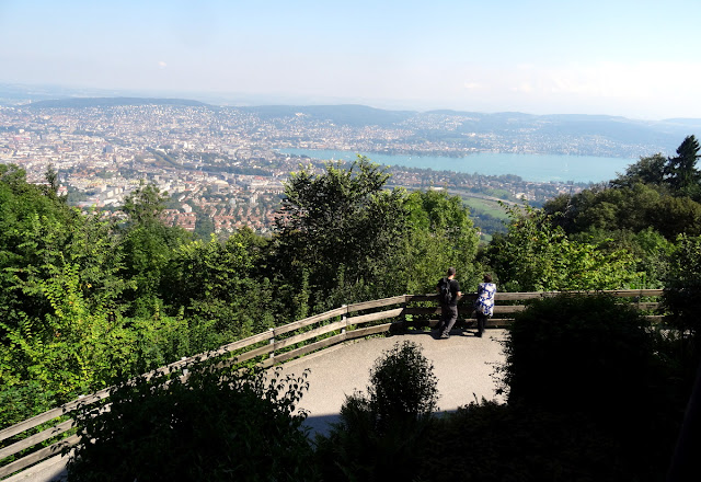 Zurich: I Stayed at Hotel Uto Kulm in Uetliberg for the Panoramic Views