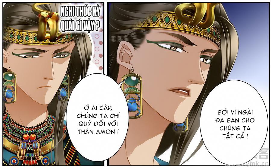 Sủng Phi Của Pharaoh Chap 51.1