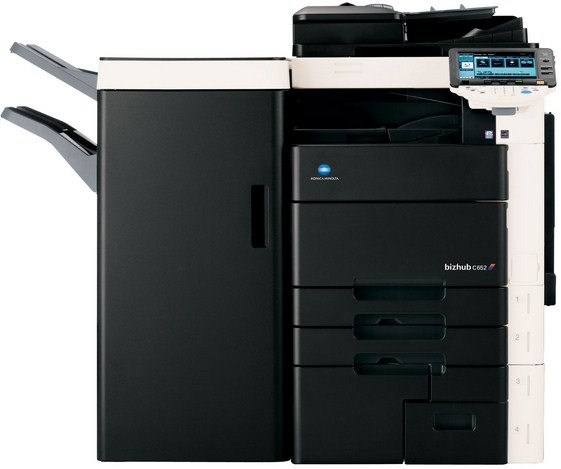 Konica minolta bizhub c652 driver printer download printers driver.