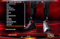 NBA 2K13 Adidas Texture for D. Rose