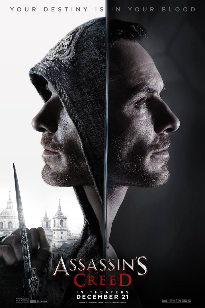 Assassin's Creed 2016 Movie Free Download 720p BluRay