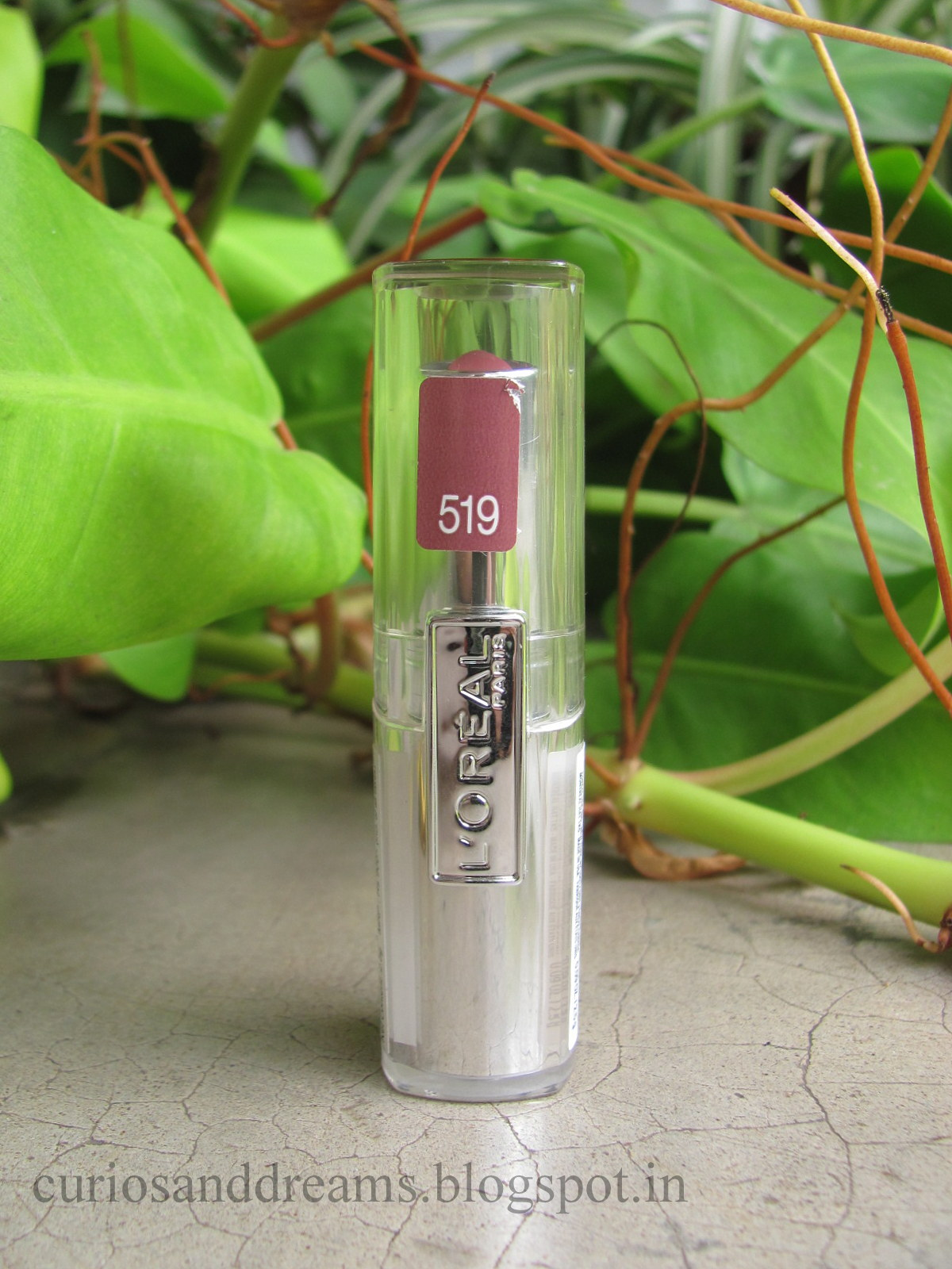 L'oreal Infallible Le Rouge Lipstick in Tender Berry, L'oreal Infallible Le Rouge Lipstick, L'oreal Infallible Lipstick in Tender Berry, L'oreal Infallible Tender Berry, L'oreal Infallible Lipsticks